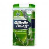 Gillette Blue 3 6 Lı Sensecare