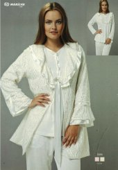 Marilyn 3359 Bayan 3 Lü Pijama Takımı