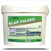 Klar Pulver Endüstriyel Bulaşık Makinaları İçin Toz Deterjan