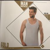 Doozo 668 Erkek Penye Lycralı Askılı Atlet 3lü