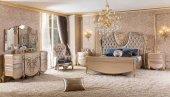 Parseres Klasik Yatak Odası
