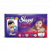 Sleepy Çocuk Bezi 4 No Maxi 40 Lı 7 14 Kg
