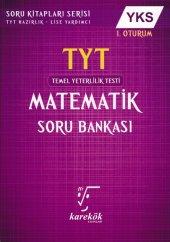 Yks Tyt 1. Oturum Matematik Soru Bankası Karekök Yayınları