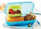 Tupperware İstiridye Set 3 Lü Beslenme Kabı