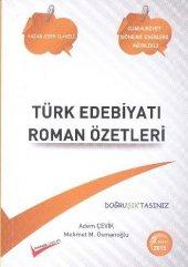 Türk Edebiyatı Roman Özetleri