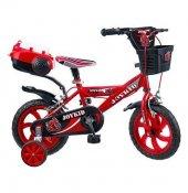 çocuk Bisikleti Joykid 14 Jant Bisiklet Çocuk Bisikleti 3 4 5 6 Yaş Arası Çocuk Bisikleti Kırmızı