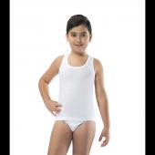 3lü Paket Erdem 3050 Ribana Çocuk Atlet