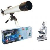 Lizer Teleskop & Mikroskop Set Twmp 0406