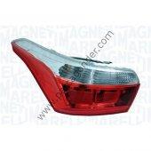 Citroen C Elysee Arka Sol Stop Lambası Orjinal Servis Malı 9674809080