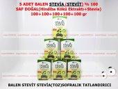 6 Adet Balen (Stevit) Stevia (Hindibakökü Ekstrakt Karışım 100 Gr