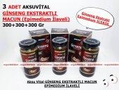 3 Adet Aksuvital Ginseng Epi.med,yum.ekstraktlı Macun 300 Gr