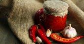 1 Kg Acı Biber Salcası(Doğal,katkısız)tuzlu,hatay El Yapımı