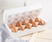 Günlük Köy Yumurtası 10 Adet