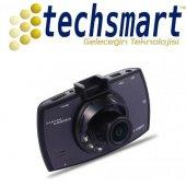 Araç İçi Kamera Mikro Sd Kart Girişli