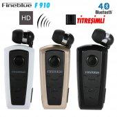 Fineblue F910 Titreşimli Makaralı Kablosuz Bluetooth Kulaklık