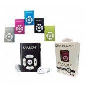 Mini Taşınabilir Şarjlı Mp3 Çalar + Kulaklık Hediyeli