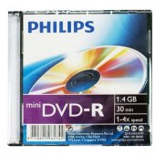 Philips Dvd R 4.7gb Tekli Kutulu 10 Adet