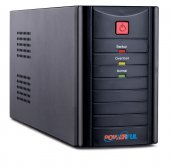 Powerful Back Pl 600 650 Va Led Lıne Interactıve Avr 5 13 Dk