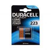 Duracell Ultra Lityum 223 6v Pil