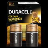 Duracell D Boy Pil 2li