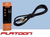 Platoon Rmx 050 Oto Teyp Stereo Aux Kablo 1metre Kaliteli 001