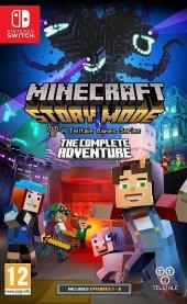 Minecraft Story Mode Nintendo Switch Oyun