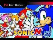 N Gage Sonic N Sonicn Sıfır Oyun + Ücretsiz Kargo