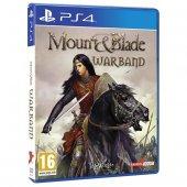 Mount Blade Warband Ps4 Playstation 4 Türkçe