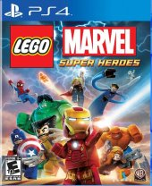 Ps4 Lego Marvel Super Heroes Ps4 Oyun