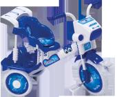 çocuk Bisikleti Es Aras Lüx Başak Çocuk Bisikleti Üç Tekerlekli Çocuk Bisikleti Mavi