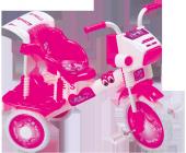 çocuk Bisikleti Es Aras Lüx Başak Çocuk Bisikleti Üç Tekerlekli Çocuk Bisikleti Pembe