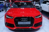 Audi A6 Body Kit Tampon Seti Komple Rs6 Model 2014 2017 C7