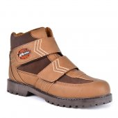 Mp 172 5283 Cırtlı Erkek Çocuk Termal Kışlık Bot Ayakkabı