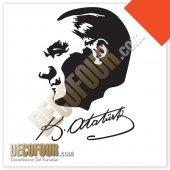 Decofour Atatürk Duvar Sticker