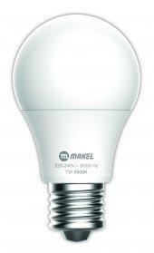 7w Led Ampul E27 6500k Makel Beyaz Işık