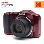 Kodak Pixpro Fz201 Dijital Fotoğraf Makinesi Kırmızı