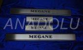 Renault Megane 2 Kapı Eşiği 4 Parça 2004 2010