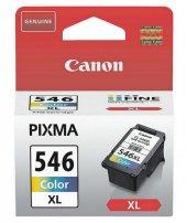 Canon Cl 546xl Cmy Mürekkep K. 8288b001