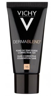 Vichy Dermablend Corrective Foundation Spf 35 30 Ml 15 Opal