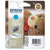 Epson C13t06124020 Cyan Mürekkep