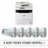 Canon Mf 416dw 5 Adet Muadil Tonerli Laser Yazıcı...