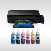 Epson L1800 Its Photoink 6 Renk Bitmeyen Kartuşlu ...