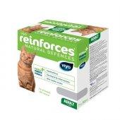 Viyo Reinforces Cat Yetişkin Kediler İçin Gıda Takviyesi 7 X 30 Ml