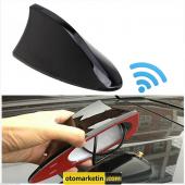 Universal Bmw Tip Siyah Shark Anten
