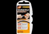 Duracell 13 Numara İsitme Cihazı Pili 6 Adet