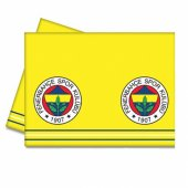 Fenerbahçe Masa Örtüsü 120x180 Cm