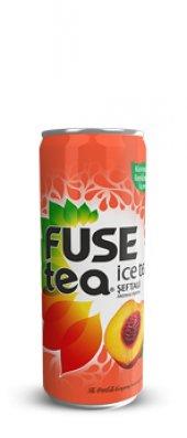 Fuse Tea Şeftali Aromalı Soğuk Çay 330 Ml