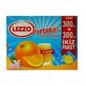 Lezzo Portakal Aromalı İçecek Tozu 600 Gr (24 Bardak)