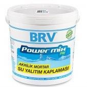 Brv Powermıx Pw Su Bazlı Akrilik Mortar Su Yalıtım Kaplaması