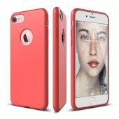 Elago Slim Soft İphone 7 8 Kırmızı Kılıf